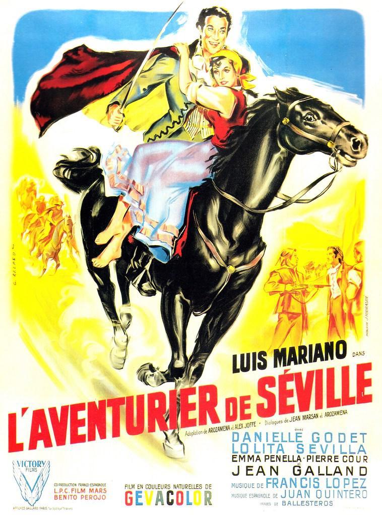 The Adventurer From Seville