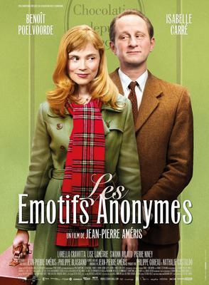Les Émotifs anonymes - Poster - France