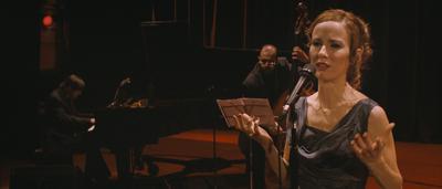 Chanteuse de tango