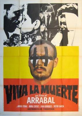 Viva la muerte - Poster Italie