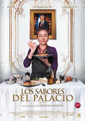 大統領の料理人 - Poster - Mexico