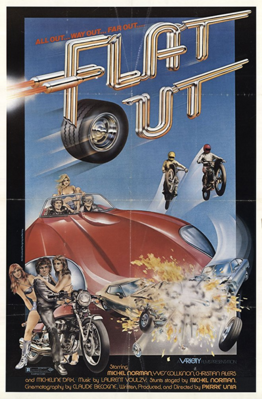 Flat Out - Poster - USA