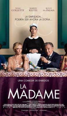 Madame - Poster - Mexico