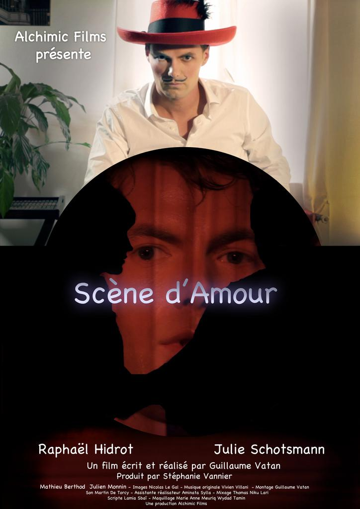 Scène d'amour