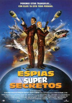 French Spies - Poster Espagne