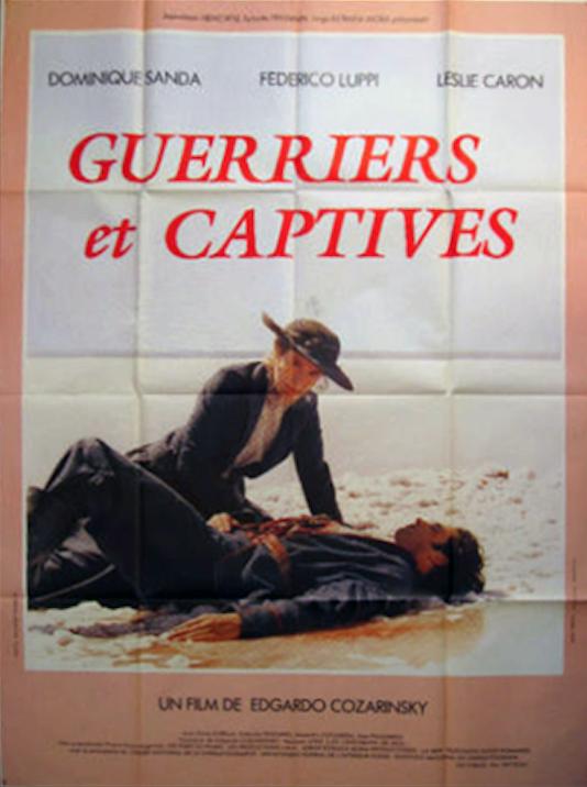 Guerreros y cautivas