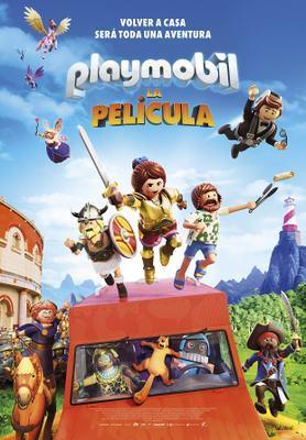 Playmobil, le film - Poster - Spain