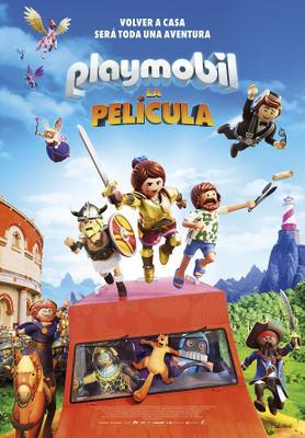 Playmobil: The Movie - Poster - Spain