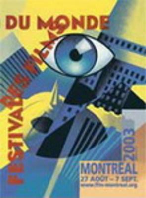 Festival des films du monde de Montréal - 2003