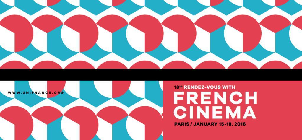 Programa de los 18 Rendez-vous de cine francés en París