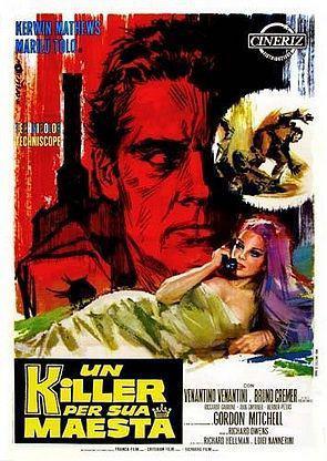 Un asesino para su majestad - © Poster Italie