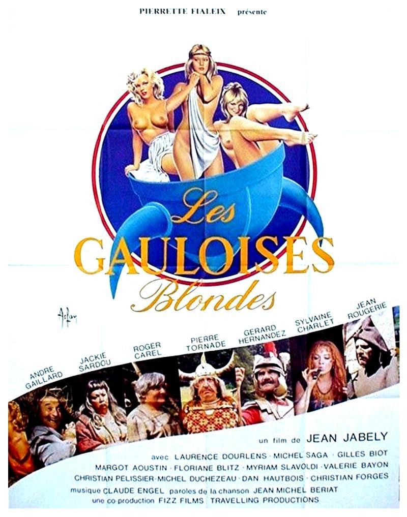 Les Gauloises blondes