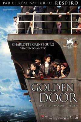 Golden Door / 仮題:ゴールデン・ドア - Poster - France