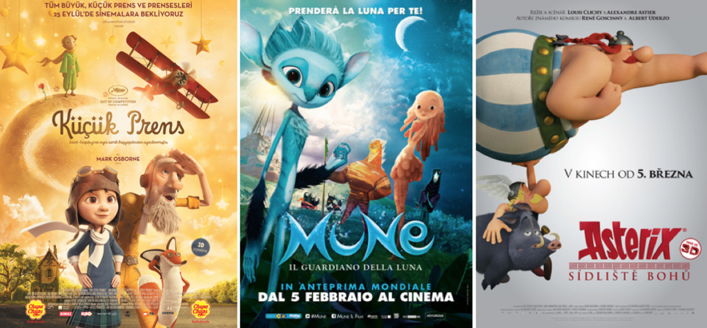 2015, a record year for French animation films abroad
