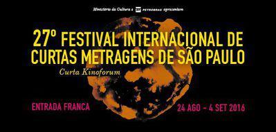 Festival international de court-métrage de São Paulo - 2016