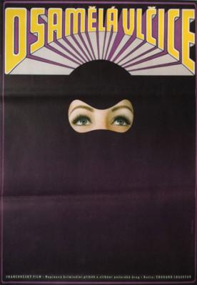 La Louve solitaire - Poster République Tchèque