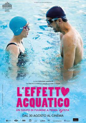 L'Effet aquatique - Poster - Italie