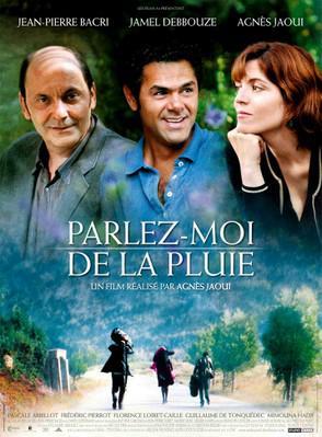 Parlez-moi de la pluie - Poster - France