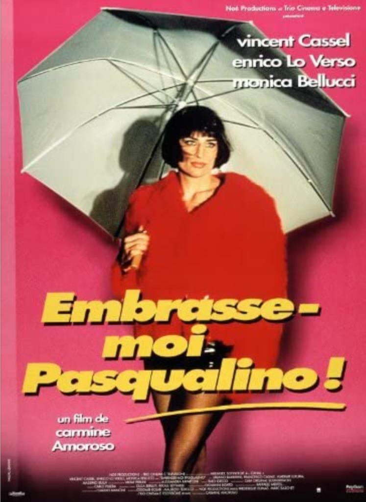 Embrasse-moi Pasqualino !