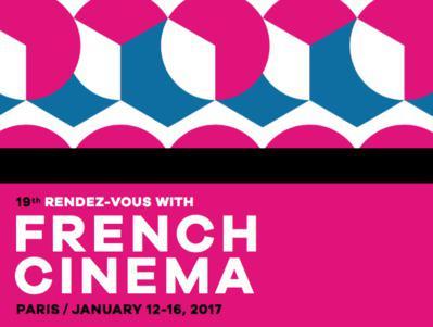 Programa del 19° Rendez-Vous con el Cine Francés en París