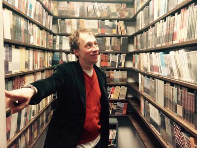 Bertrand Bonello visits Criterion