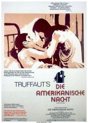 La Nuit américaine - Poster Allemagne