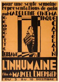 The New Enchantment / L'Inhumaine