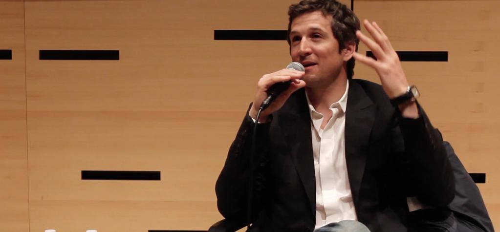 A conversation with Guillaume Canet (in English)