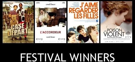 MyFrenchFilmFestival.com - 2012 : Le palmarès