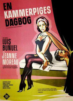 Diary of a Chambermaid - Poster Allemagne (2)