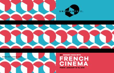 Rendez-vous du cinéma français (Encuentro de cine francés) - Paris - 2016
