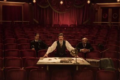 Edmond - © Nicolas Velter - Légende Films - Ezra - Gaumont