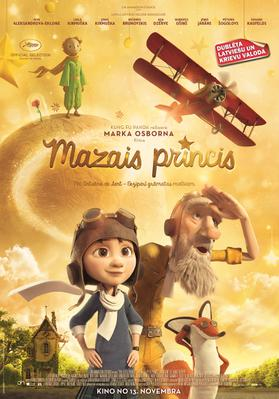 The Little Prince - Poster - Latvia