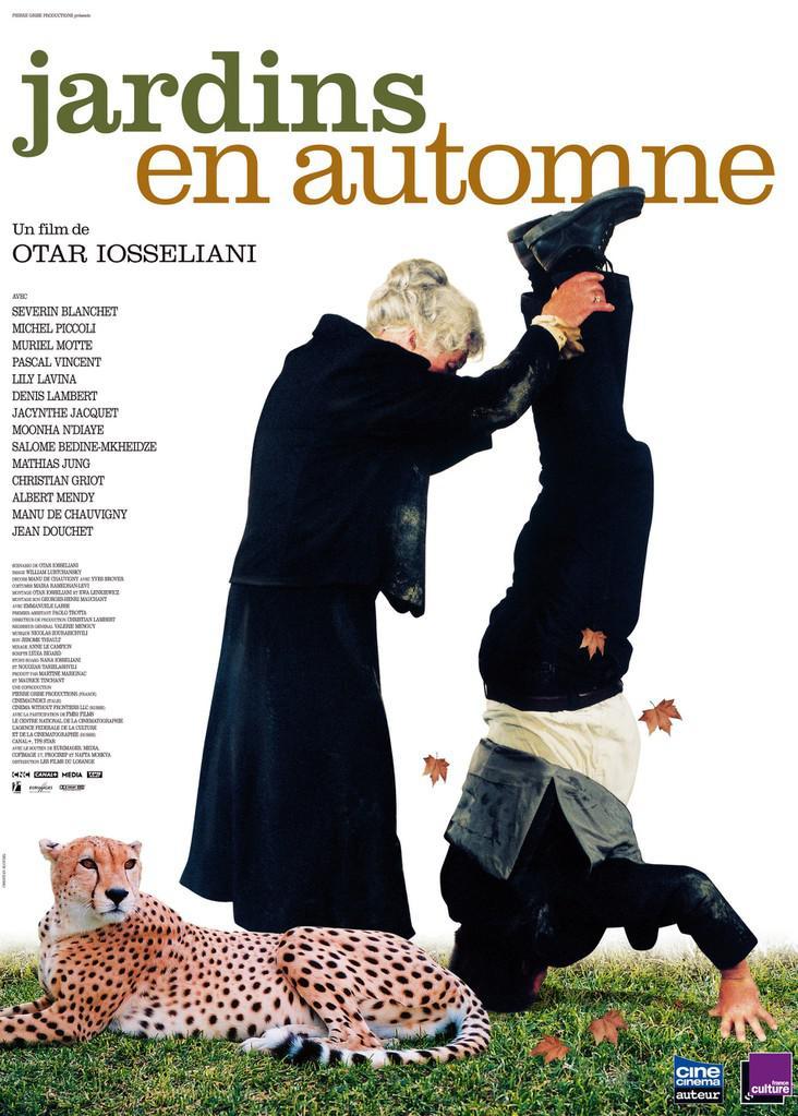 Jean Douchet - Poster France