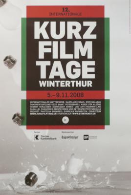Festival international du court-métrage de Winterthur  - 2008