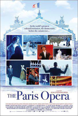The Paris Opéra - Poster - US
