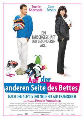 De l'autre côté du lit - Poster - Germany