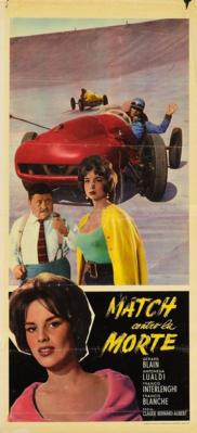 Match contre la mort - Poster - Italie