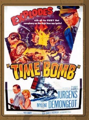 Time Bomb - Poster Etats-Unis