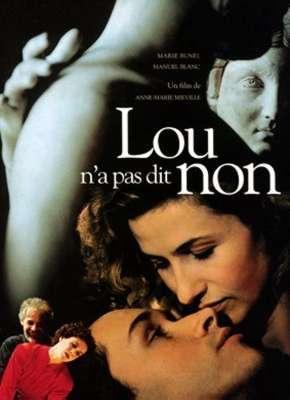 Lou n'a pas dit non - Poster France