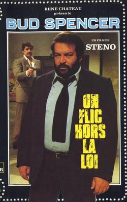 Un flic hors-la-loi - Jaquette VHS France
