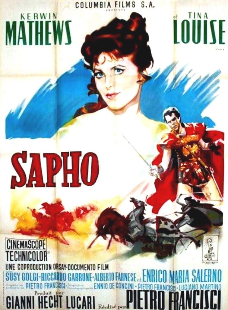 Safo, la reina guerrera