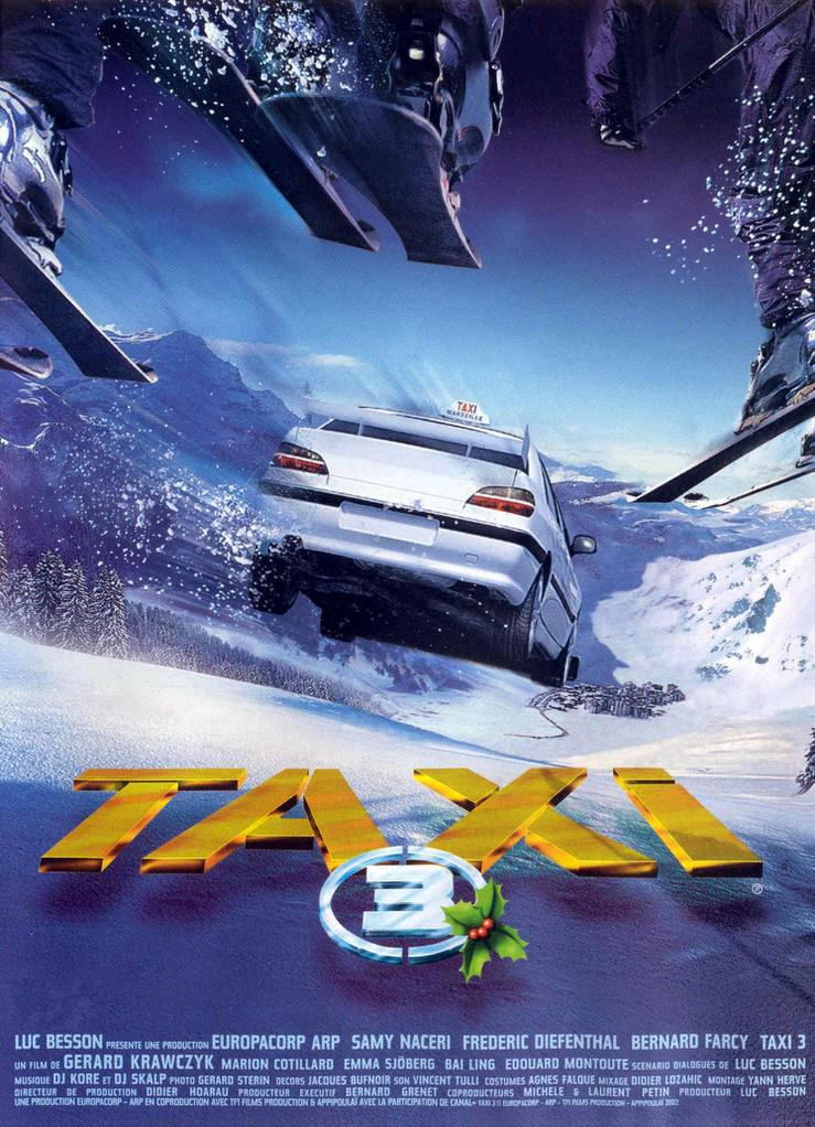 Taxi 3 2001 Unifrance Films