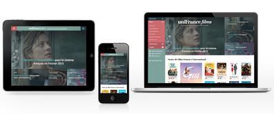 El sitio Unifrance.org se remoza - Un site Web Responsive Design
