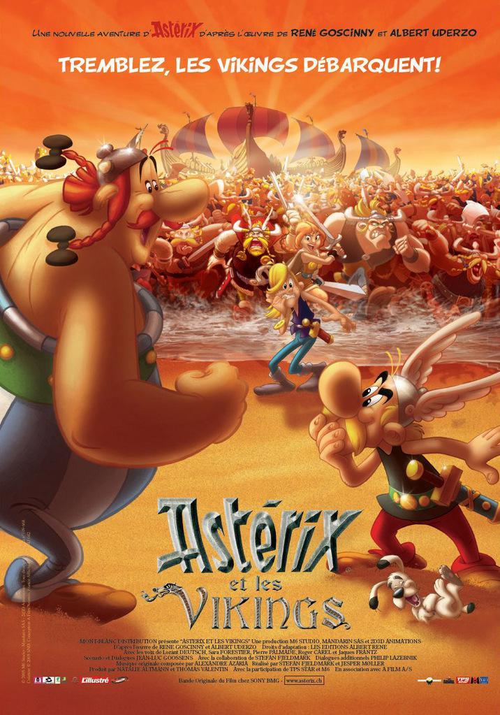 Ast 233 Rix Et Les Vikings 2004 Unifrance Films