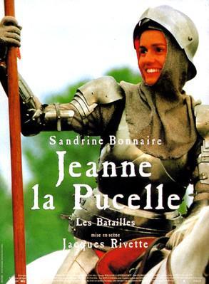 Juana de Arco I - Las batallas