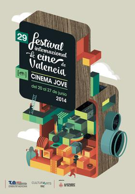 Festival international Cinema Jove de Valence - 2014