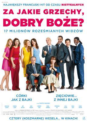 Qu'est-ce qu'on a fait au bon Dieu ? - Poster - Poland