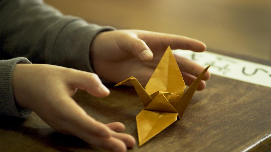 The Origami Code