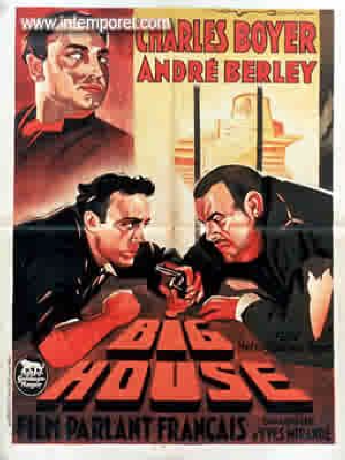 Révolte dans la prison (Big House)